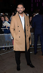 Ben Forster attends The 10th What's On Stage Awards at The Prince Of Wales Theatre, London on Sunday 15  February 2015
