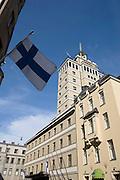 Sokos Hotel Torni, a famous art deco highriser.