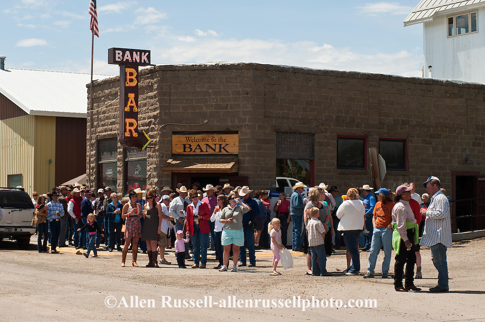 Wilsall, Montana, 100th Anniversary and Rodeo Parade