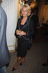 The DUCHESS OF MARLBOROUGH at a private view of portraits, Still-Lives and Statues by artists Barbara Kaczmarowska Hamilton and Simon Boudard held at Partridge Fine Art Ltd, New Bond Street, London on 16th May 2007.<br /><br />NON EXCLUSIVE - WORLD RIGHTS