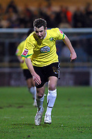 Photo: Dave Linney.<br />Chester City v Hereford United. Coca Cola League 2. 27/02/2007. Hereford's Andy Williams