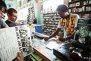 Black Joe Lewis instore at Good Records