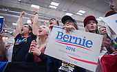 Bernie Sanders at SFCC