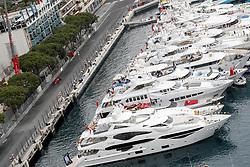 May 23, 2019 - Monte Carlo, Monaco - Motorsports: FIA Formula One World Championship 2019, Grand Prix of Monaco, ..#16 Charles Leclerc (MCO, Scuderia Ferrari Mission Winnow) (Credit Image: © Hoch Zwei via ZUMA Wire)