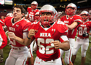 2014 Nixa HS vs Battle HS football