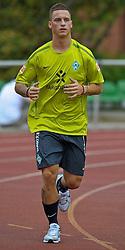 05.07.2010, Platz 11, Bremen, GER, Laktat Test Werder Bremen 1. FBL im Bild Marko Arnautovic (Werder #07 )    EXPA Pictures © 2010, PhotoCredit: EXPA/ nph/  Kokenge / SPORTIDA PHOTO AGENCY