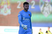 Northampton Town goalkeeper Richard O'Donnell (13) during the EFL Sky Bet League 1 match between Northampton Town and Oldham Athletic at Sixfields Stadium, Northampton, England on 5 May 2018. Picture by Dennis Goodwin.