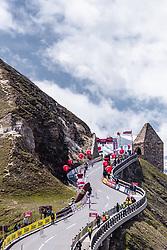 10.07.2019, Fuscher Törl, AUT, Ö-Tour, Österreich Radrundfahrt, 4. Etappe, von Radstadt nach Fuscher Törl (103,5 km), im Bild Auffahrt Fuscher Törl // during 4th stage from Radstadt to Fuscher Törl (103,5 km) of the 2019 Tour of Austria. Fuscher Törl, Austria on 2019/07/10. EXPA Pictures © 2019, PhotoCredit: EXPA/ JFK