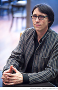 Portrait de Guy Rogers, Executive Director / Directeur général, English-Language Arts Network (ELAN) -   / Montreal / Canada / 2011-04-19, Photo : © Marc Gibert/ adecom.ca