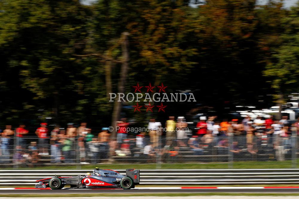 Motorsports / Formula 1: World Championship 2010, GP of Italy, Monza, 01 Jenson Button (GBR, Vodafone McLaren Mercedes),