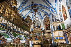 The Celle Palace Chapel   in Celle, Lowery Saxony, Germany