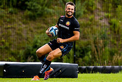 Phil Dollman of Exeter Chiefs - Mandatory by-line: Robbie Stephenson/JMP - 02/09/2019 - RUGBY - Sandy Park - Exeter, England - Exeter Chiefs Preseason Training