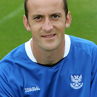 St Johnstone FC  season 2005-2006<br />Paul Sheerin<br /><br />Picture by Graeme Hart.<br />Copyright Perthshire Picture Agency<br />Tel: 01738 623350  Mobile: 07990 594431