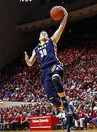 NCAA Basketball - Indiana Hoosiers vs UNC Greensboro - Bloomington, In
