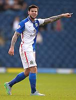 Blackburn Rovers' Danny Guthrie