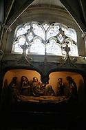 church in Fecamp .Normandy   - France     /  eglise abbatiale Fecamp normandie;    - France
