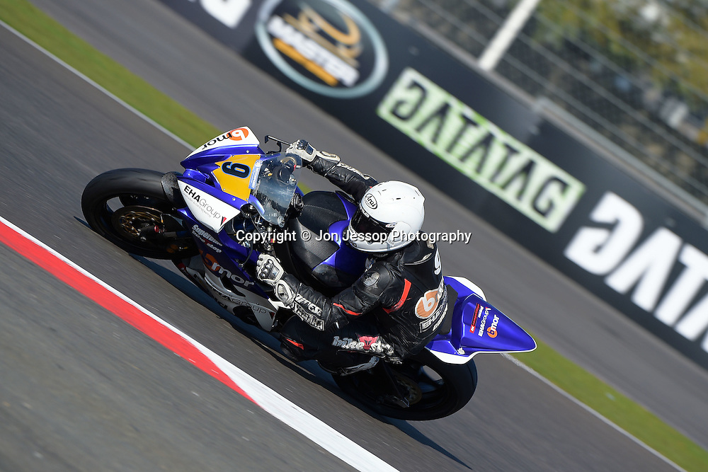 #9 Marshall Neill IN Competition Motorpoint British Supersport