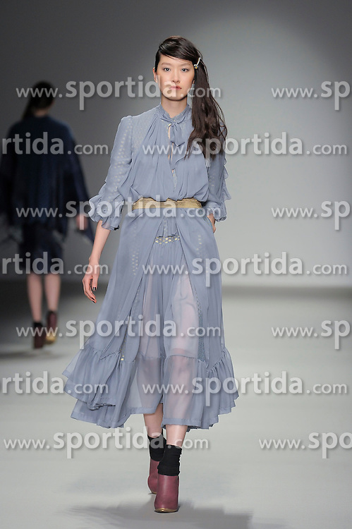 Bora Aksu at London Fashion Week Day 01, 20-02-2015, England, UK. EXPA Pictures &copy; 2015, PhotoCredit: EXPA/ Photoshot/ Mr Tickle<br /> <br /> *****ATTENTION - for AUT, SLO, CRO, SRB, BIH, MAZ only*****