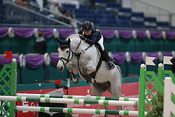 Siemers, Jessica, California  <br /> Leipzig - Partner Pferd<br /> SML Medium Tour<br /> © www.sportfotos-lafrentz.de/Stefan Lafrentz