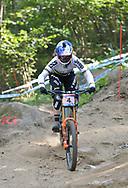 Ciclismo mountain bike world cup donne ELITE dowhill ,ATHERTON RACHAEL, Daolasa Val di Sole 24 Agosto  2017 © foto Daniele Mosna