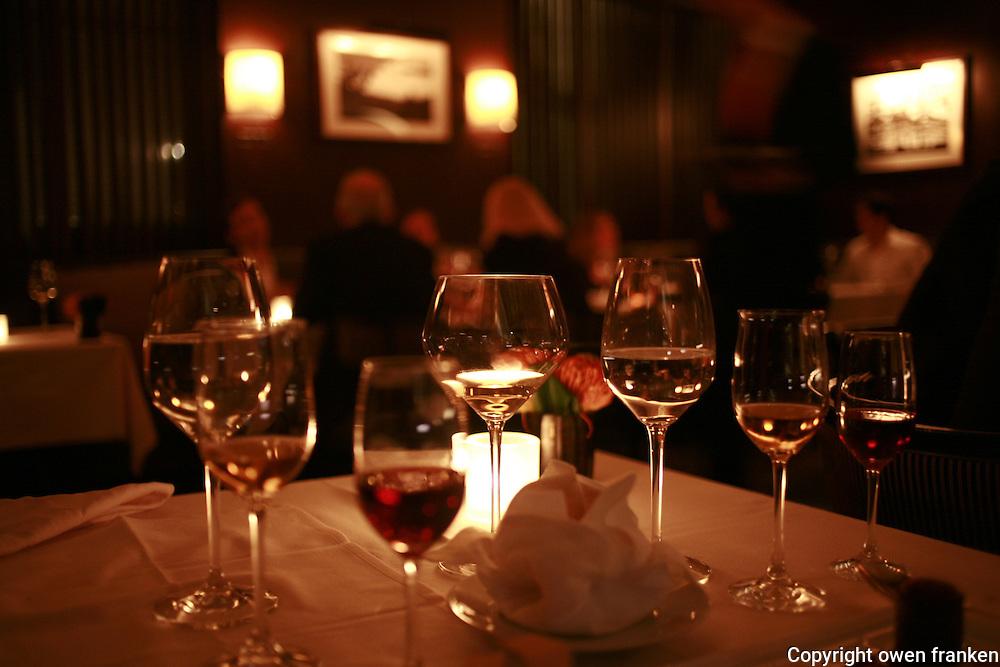Restaurant Daniel in New York...