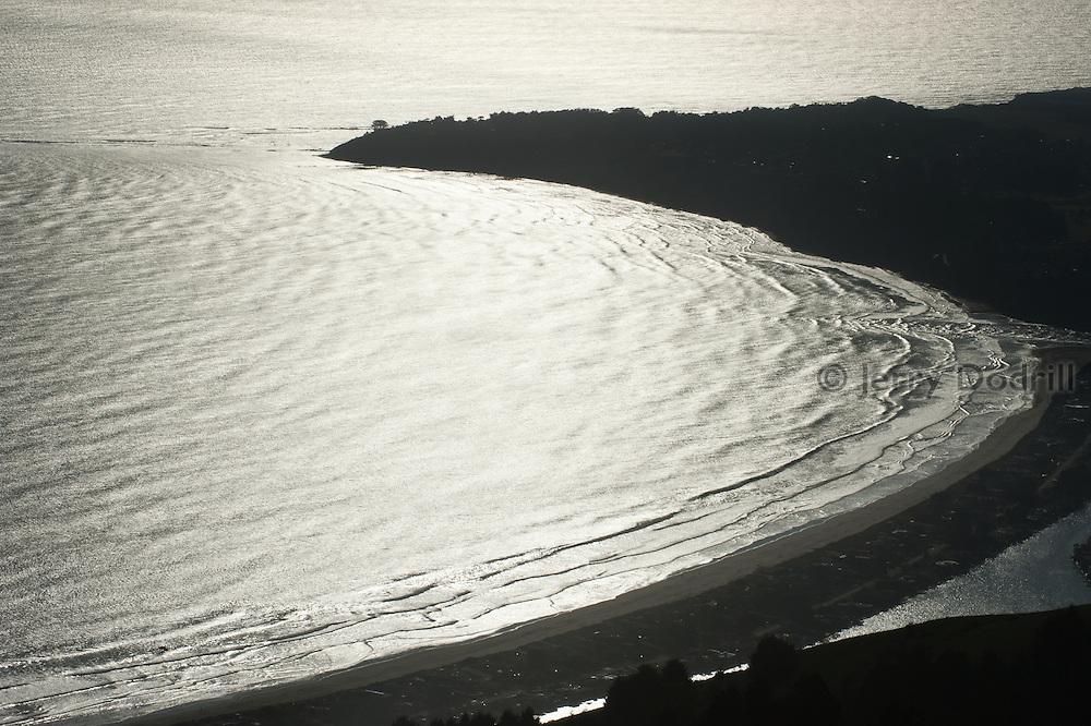 Stinson Beach and Bolinas, Marin County, California