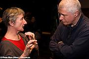 """Festival des Arts de la marionettes : """"Les trois jours de Casteliers"""" à  Théâtre d'Outremont / Montreal / Canada / 2009-03-07, © Photo Marc Gibert / adecom.ca."""