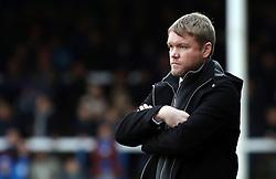 Peterborough United Manager Grant McCann - Mandatory by-line: Joe Dent/JMP - 18/11/2017 - FOOTBALL - ABAX Stadium - Peterborough, England - Peterborough United v Blackpool - Sky Bet League One