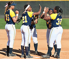 2015 A&T Softball at UNCG