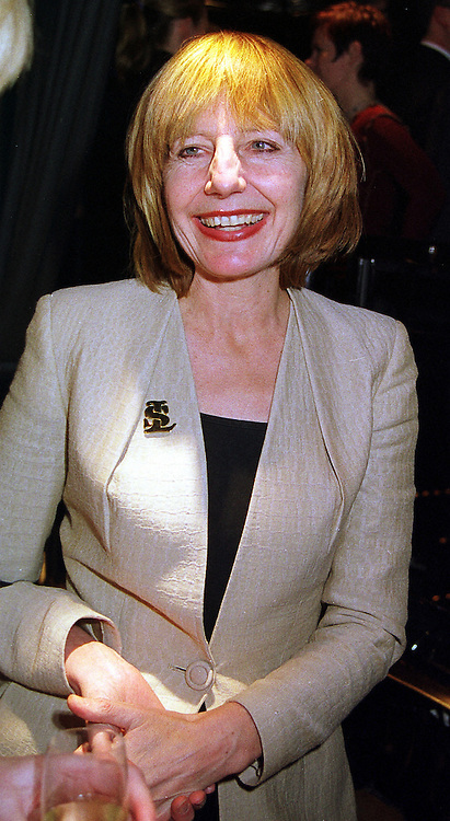 Leading London social figure CAROLE STONE at a party in London on 20th December 1999.MZZ 57
