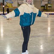 NLD/Dronten/20191111 - Sint on Ice, Jim Ballum en partner Bettina Holwerda