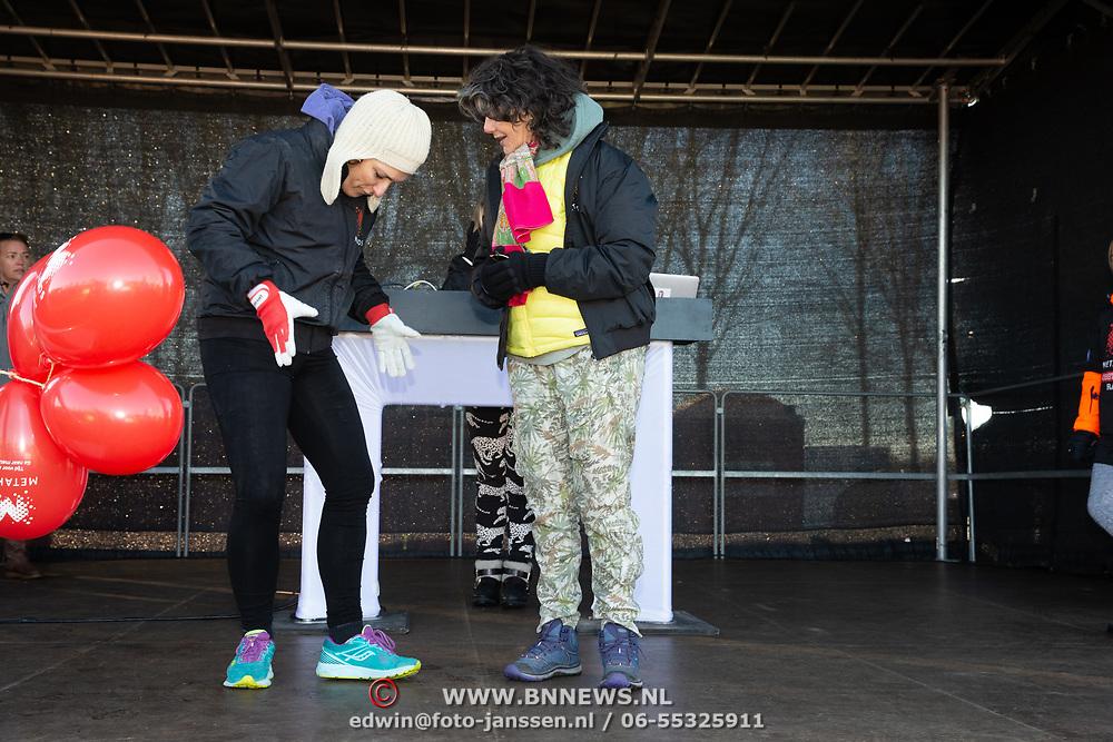 NLD/Ouderkerk aan de Amstel/20181118- Metakids Obstacle Race, Diewertje Blok en Carly Wijs
