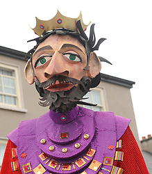 Colour and theatrical splendour at the Westport 250 parade on sunday.<br /> Pic Conor McKeown