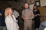 swedish blonde; VANESSA  FRIDSEDT; GAVIN TURK, The Gervasuti Foundation opens GAV, Calle del Forno, 2090/2093 CastelloVenice Biennale, Venice. 7 May 2015