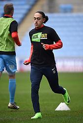 Coventry City's Jodi Jones