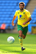 Picture by Alex Broadway/Focus Images Ltd.  07905 628187.30/7/11.Simon Lappin of Norwich City during a pre season friendly at The Ricoh Arena, Coventry.