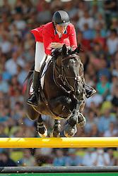 Madden Beezie, (USA), Cortes C<br /> CSIO Nations Cup - Mannheim 2015<br /> © Hippo Foto - Stefan Lafrentz