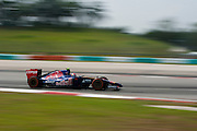 March 28, 2014 - Sepang, Malaysia. Malaysian Formula One Grand Prix. Daniil Kvyat, (RUS), Toro Rosso-Renaultt<br /> <br /> © Jamey Price / James Moy Photography