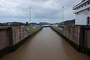 Las esclusas de Miraflores del Canal de Panama, son las esclusas mas cercanas a la ciudad de Panama. Este cuenta con un centro de visitantes donde se puede apreciar el funcionamiento. Panama, 10 de enero de 2012. (Victoria Murillo/Istmophoto)