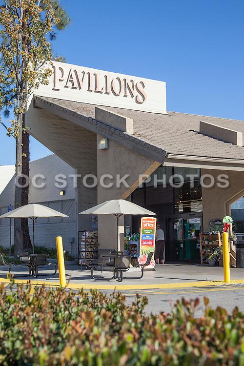 Pavilions in Pasadena