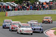 Dunlop Mini Se7en Challenge - Oulton Park - 20th August 2016