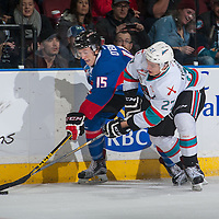 011916 Prince George Cougars at Kelowna Rockets