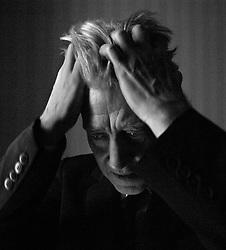 David Lynch by Astrid Riecken