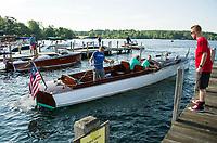 Antique Boat Show Wolfeboro, NH.  ©2018 Karen Bobotas Photographer