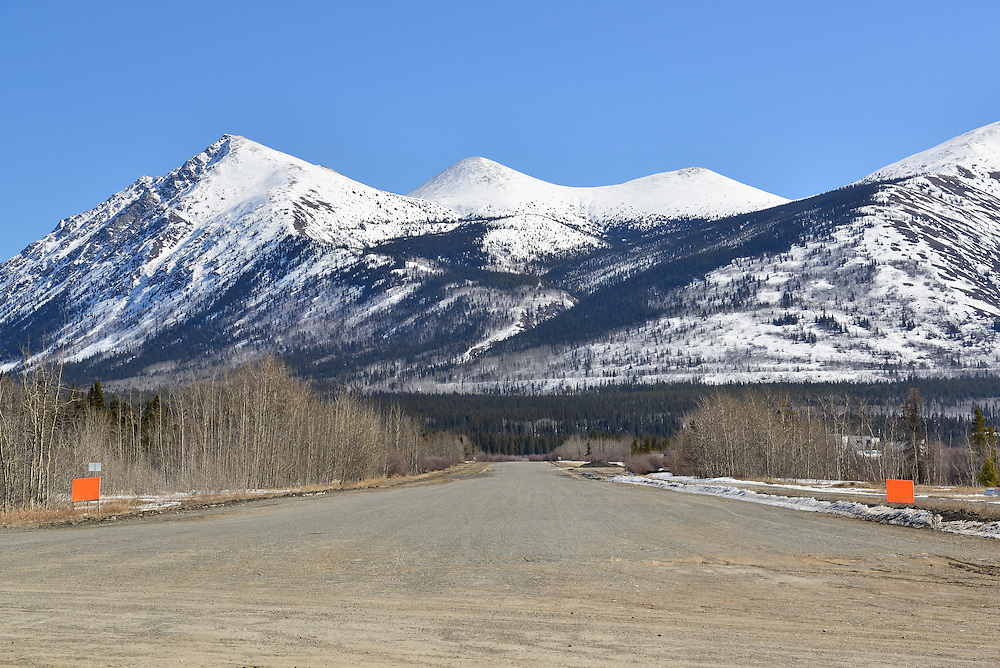Carcross Yukon Airport