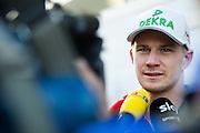 October 8, 2015: Russian GP 2015: Nico Hulkenberg (GER), Force India-Mercedes