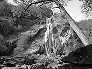 Powerscourt Waterfall, Wicklow, Ireland