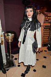 PRINCESS JULIA at a party to celebrate Pam Hogg receiving an honorary Doctorate from Glasgow University held at Park Chinois, 17 Berkeley Street, London on 11th July 2016.