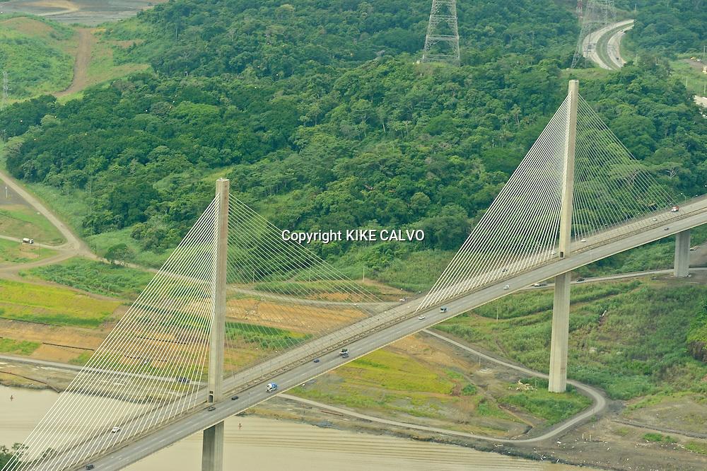 Centennial Bridge. Panama.