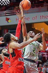 20181113 Chicago State at Illinois State men's basketball photos